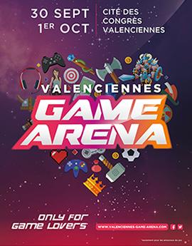 Valenciennes Game Arena (2018)