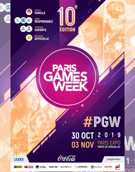 Paris Games Week (2019)