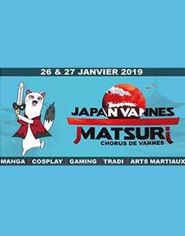 Japan Vannes Matsuri (2019)