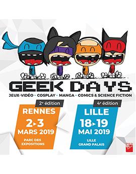 Geek Days Lille (2019)
