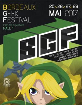 Bordeaux Geek Festival (2018)