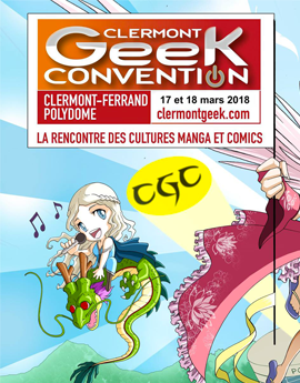 Clermont Geek Convention (2018)