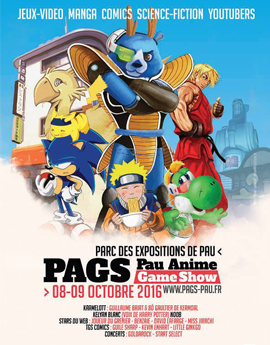 Pau Anime Game Show (2016)